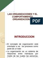 Introducción Comportamiento Organizacional