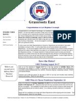 June 2014 GRE Newsletter