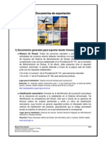 11 Manual Cómo Exportar - Documentos de exportación