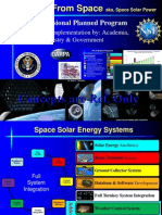 Energy From Space (SSP)-June