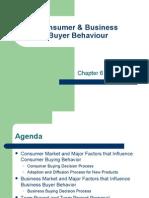 Consumer & Business Buyer Behaviour