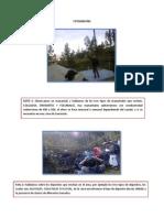 Infome de Otuzco Pollyucana Geomorfo