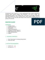Razer Tiamat 2.2 Guides