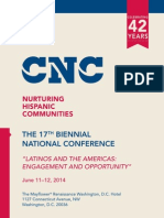 CNC Conference Events