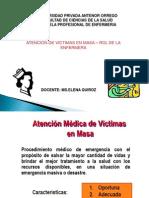Atencion, De Victimasen Masa