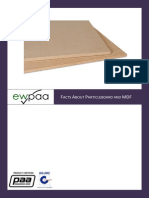 Ewpaa Facts About Pb and Mdf
