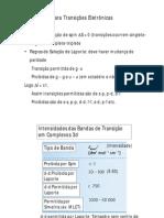 Quimica Coordenacao 2 - Implicacoes e Organomet