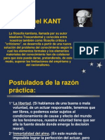 Kant y Hegel