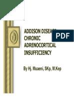 6. Addison Disease