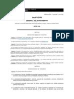 Ley 17250 Defensa Del Consumidor