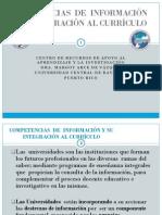 Programa de Competencias de Informacion y Su Integracion Al Curriculo2