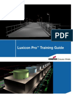 Luxicon Pro Training Guide_Bookmarks