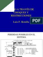 3. Choques y Restricciones