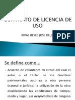 Contrato de Licencia de Uso