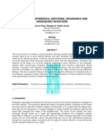 Paper Submission Sample Format