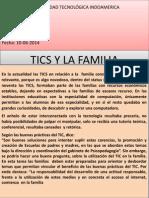 Tics y La Familia Tarea 1 Taller 3 Tecnologia