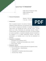 Proyecto Inglés 3