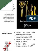 Calidad y Operaciones en Hoteles y Restaurantes Final
