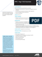 DCO Essentials 7.1 Data Sheet 2014
