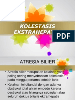 kolestasis ekstrahepatal