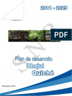 Plan Desarrollo Chajul