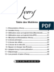 Ivory Manual (Francais) 1.5