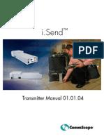 TP-103410-En i.send Transmitter Manual LR