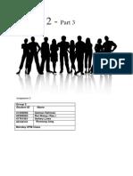Organisational Frames