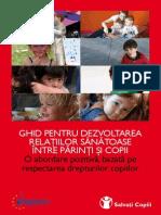 Ghid educatie parentala