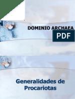 Clase 2 Dominio Archaea