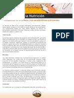 Composicion de La Cerveza y Sus Caracteristicas Nutrisionales