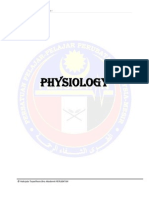 Collection of Past Years Physiology Questions 1styear(2009-2011)