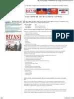 Concept of Strategic Decisions - Gurukpo