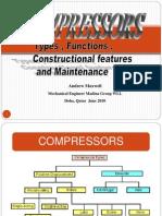 Compressors Presentation
