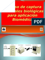 I. Señales Bioelectricas