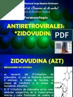 ANTIRETROVIRALES-ZIDOVUDINA