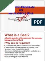 Mech Seal Presentation