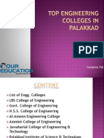 Top Engineering Colleges in Palakkad