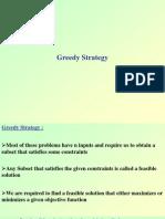 Greedy Method 16-11-2013