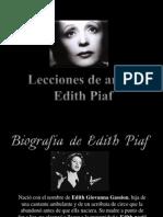 Edith Giovanna Piaf