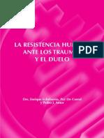 18 La Resistencia Humana en El Proceso Del Duelo Echeburua