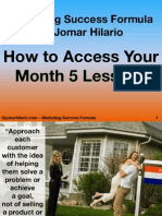 How to Access Your Msf Month5 Lessons 2014 PDF by Jomarhilario