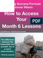 How to Access Your Msf Month6 Lessons 2014 PDF by Jomarhilario.pdf