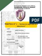 Práctica Quimica 1 Presentado