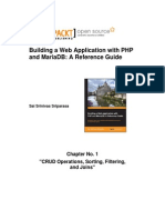 9781783981625_Building_a_Web_Application_with_PHP_and_MariaDB:_A_Reference_Guide_Sample_Chapter
