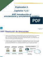 Capitulo1y2. Introduccion Enrutamiento.enrutamiento Estatico.2013-2014