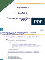 Capitulo9.EIGRP.2013 2014
