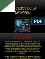 Procesos de La Memoria