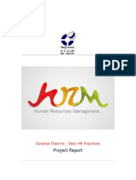 GE- HRM Project