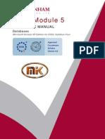 Module_5_-_Database___Access__